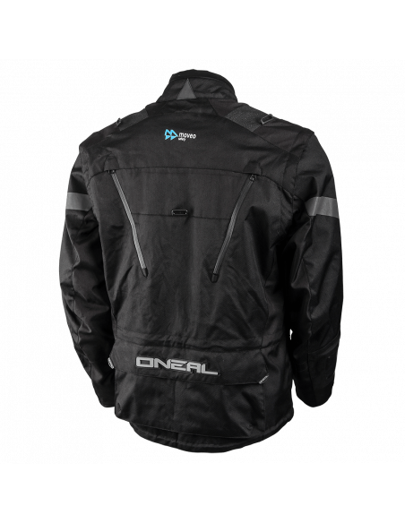 ONeal BAJA Black Motorcycle Jacket