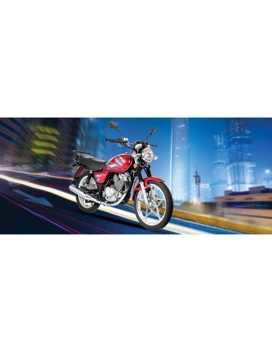 Motor suzuki gs 150cc
