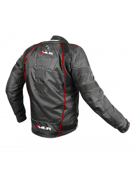 Textile Motorcycle Jacket Airwave