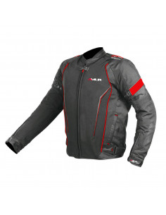 AMUR Textile Motorcycle Jacket Airwave