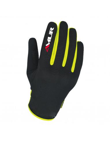 AMUR RW1 Black Yellow Glove