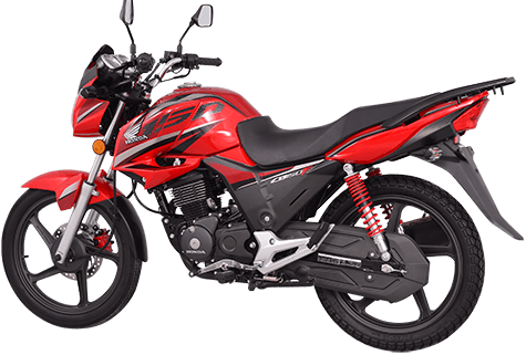 Honda CB150F  Review