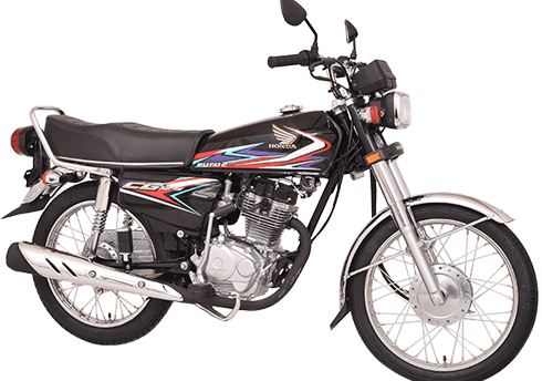 Honda CG125  Black Review