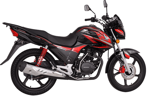 Honda CB150F Motorcycle Review Prices