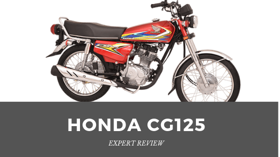 Honda CG125 Review